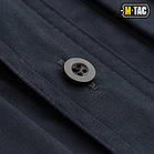 M-Tac рубашка Police Elite Flex рип-стоп Dark Navy Blue, фото 5
