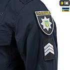 M-Tac рубашка Police Elite Flex рип-стоп Dark Navy Blue, фото 7