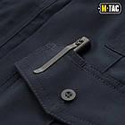 M-Tac рубашка Police Elite Flex рип-стоп Dark Navy Blue, фото 8