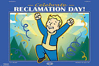 Постер GB eye Fallout 76 Poster - Reclamation Day (FP4676)