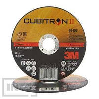 Отрезной круг 3M™ Cubitron II™ T41, 125х1,6х22,23мм, 65455