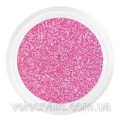Песок для ногтей розовый