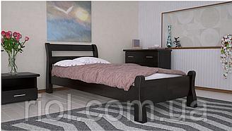 Ліжко дерев'яне односпальне Венеція
