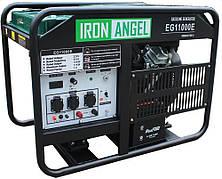 Генератор бензиновый с автозапуском Iron Angel EG 11000 E ATS (11 кВт, 1ф)