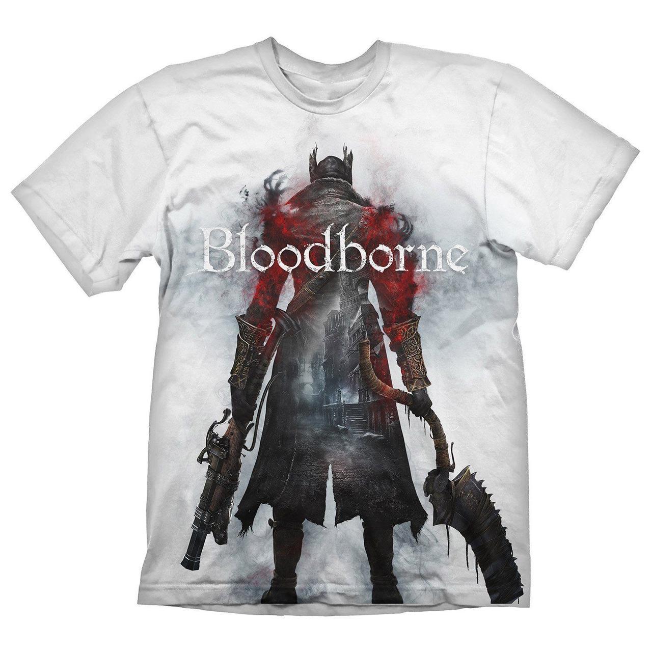 Футболка Gaya Bloodborne T-Shirt - Hunter Street L