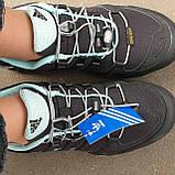 Женские кроссовки Adidas Terrex Swift R2 black grey, фото 2
