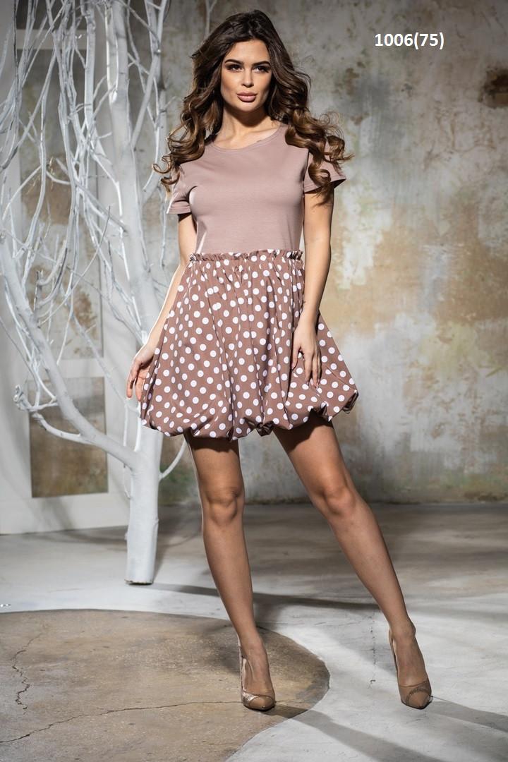 Женское летнее платье 1006(75)
