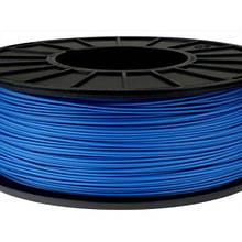 Пластик в котушці PLA 1,75 мм, MonoFilamen синій, 0.125 кг