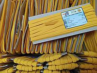 Резинка швейная жёлтая плотная 0,7см Беларусь
