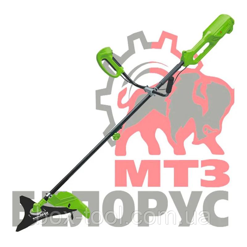 Электрокоса Белорус МТЗ КГ-3100М (разборная штанга, велосипедные ручки)