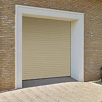 Автоматические рулонные ворота для гаража ALUTECH 3000x2500 мм