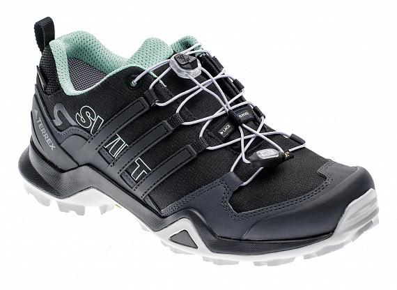 Женские кроссовки Adidas Terrex Swift R2 black grey