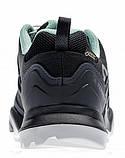 Женские кроссовки Adidas Terrex Swift R2 black grey, фото 4