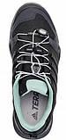 Женские кроссовки Adidas Terrex Swift R2 black grey, фото 3