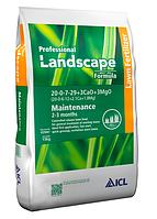 Landscaper Pro Maintanance 2-3м NPK: 25-5-12 1кг (відновлення, реанімація)