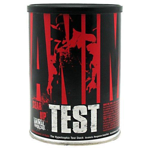 Universal Nutrition Animal Test (21 пакет)