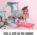 Игровой набор L.O.L. SURPRISE! – ГЛАМУРНЫЙ КЕМПЕР ЛОЛ Автобус (кукла, аксессуары), фото 4