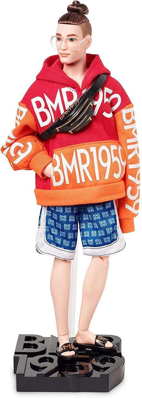 Коллекционная кукла Кен Barbie BMR1959 Ken Fully Poseable Fashion