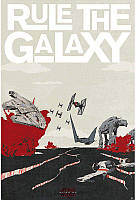 Постер Abystyle Star Wars - Poster Rule The Galaxy