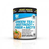 BPI Sports Green Tea + Beetroot +Fiber + MCTS Berry