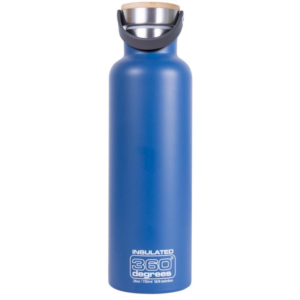 Термофляга 360 Degrees Vacuum Insulated 750 мл Ocean Blue