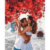 Картина по номерам Сладкий поцелуй, фото 1
