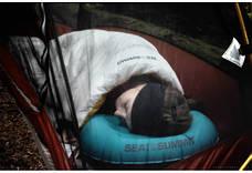 Надувная подушка Sea To Summit Aeros Ultralight Pillow Regular, фото 2