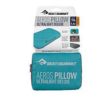 Надувная подушка Sea To Summit Aeros Ultralight Deluxe Pillow, фото 3