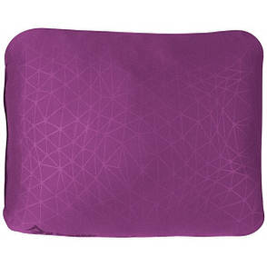 Подушка Sea To Summit FoamCore Pillow Regular Magenta, фото 2