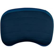 Надувная подушка Sea to Summit Aeros Pillow Premium Large Navy, фото 3