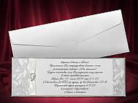 Приглашения на свадьбу на плотной основе, заказать, запрошення на весілля