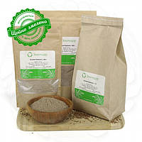 Льняная мука 100 кг сертифицированная без ГМО молотый жмых семян льна
