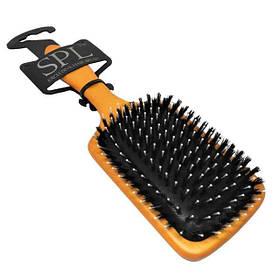 Щітка масажна для волосся, дерев'яна SPL 2325