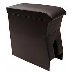 Подлокотник ВАЗ 2115  перфорация кожзам