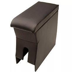 Подлокотник ВАЗ 2110  перфорация кожзам
