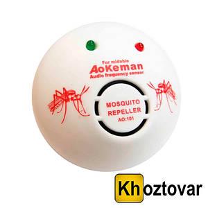 Ультразвуковой отпугиватель москитов UltraSonic Mosquito Repeller Aokeman AO-101