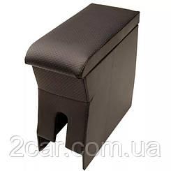 Подлокотник ВАЗ 2107 перфорация кожзам
