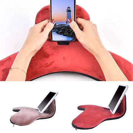 Подставка для телефона и мини-планшетов мягкая, фото 2