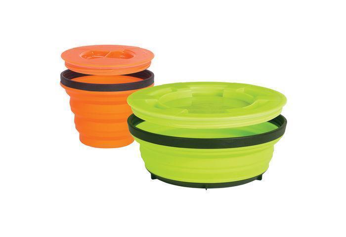 Набор посуды для туризма Sea To Summit X-Seal & Go Small
