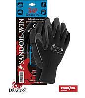 Перчатки защитные утепленные с покрытием, SANDOIL-WIN BB