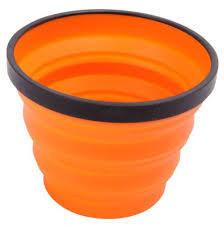 Кружка складная туристическая Sea To Summit X-Cup Orange