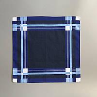 Мужской носовой платок (ситец), фото 1