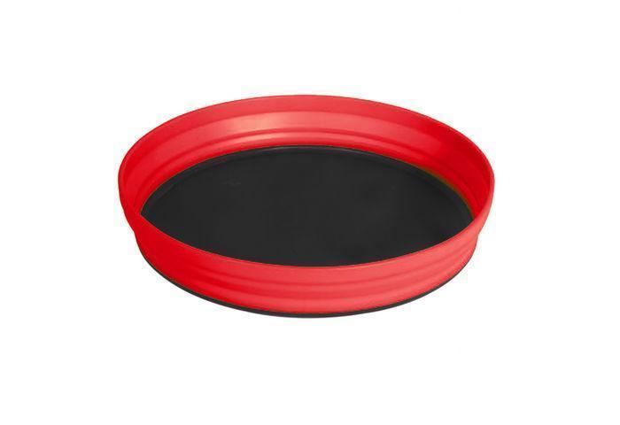 Миска складная туристическая Sea To Summit X-Plate Red
