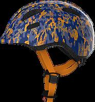 Велошлем детский ABUS SMILEY 2.0 Camou Blue S (45-50 см), фото 1