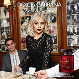 Dolce & Gabbana The Only One 2 парфумована вода 100 ml. (Тестер Дольче Габбана Зе Онлі Ван 2), фото 4