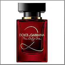Dolce & Gabbana The Only One 2 парфюмированная вода 100 ml. (Тестер Дольче Габбана Зе Онли Ван 2)