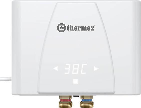 Водонагрівач проточний Thermex Trend 6000, фото 2