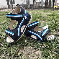 Профилактические ортопедические босоножки, сандали для мальчика Тоm.m