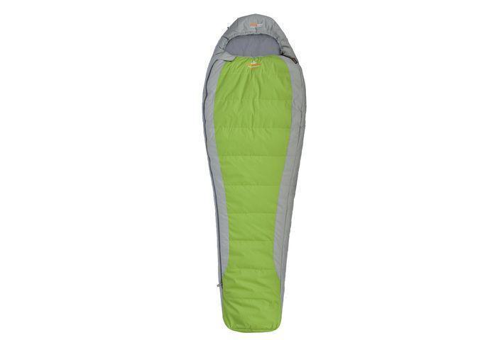 Спальный мешок Pinguin Micra 195, Левая, Весна/осень, Green