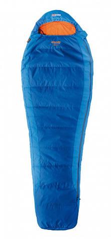 Спальный мешок Pinguin Micra 185, Левая, Весна/осень, Blue, фото 2